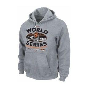 Majestic MLB 2012 SF Giants World Series Champions
